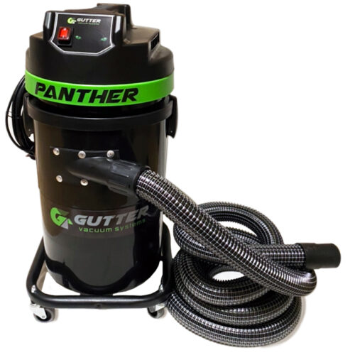 1400w Compact Domestic Gutter Vacuum Systems