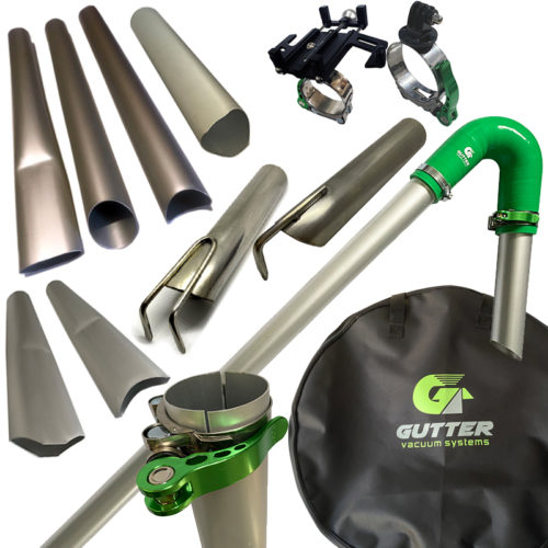 Gutter Vacuum Accessories