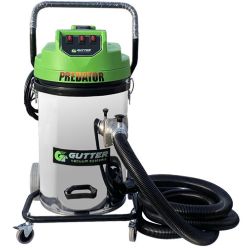 3600w High Performance Industrial Gutter Vacuums